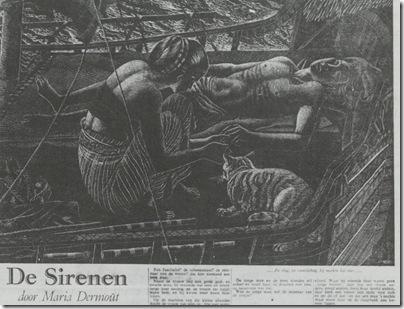sirene en titelblad geheim indie 001